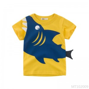 2020 new kidswear Korean children's clothing summer
