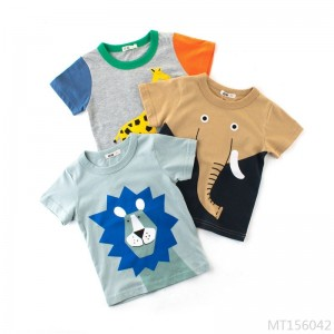 2020 new summer children's wear new children's short-sleeved T-shirt