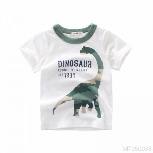 2020 new Korean children's clothing summer boys short-sleeved T-shirt