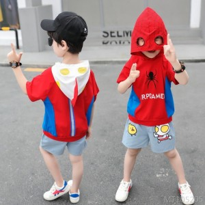 2020 new summer children's sports suit