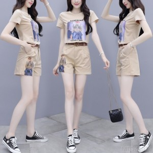 2020 new summer casual fashion professional two-piece suit