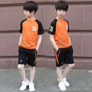 2020 new sports shorts suit Korean version