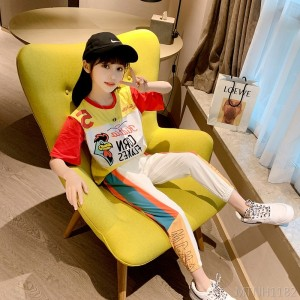 2020 new net red fashion suit summer Korean version