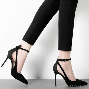 2020 new spring and summer models Korean pointed pointed heels