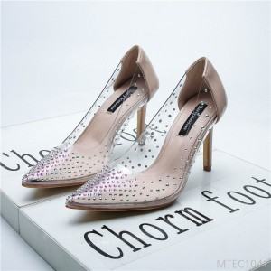 2020 new sexy high-heeled shoes