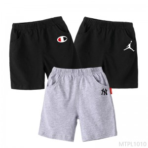 2020 new five-point pants children's shorts Korean version of the tide brand