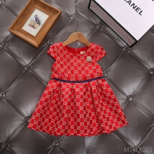 2020 new fashion trend dress children's clothing