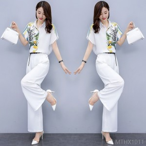 2020 new fashion trend leisure year summer long section