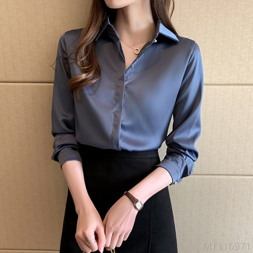2020 new all-match autumn fashion long sleeve top