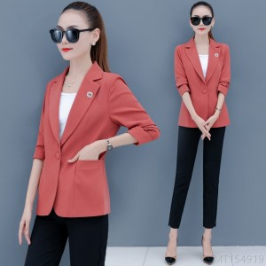 2020 new fashion thin western style high-end suit jacket