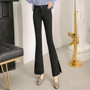 2020 new arrivals all-match autumn fashion slim slimming casual flared pants