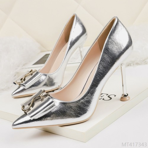 2020 new shallow mouth high heels style stiletto sexy shoes