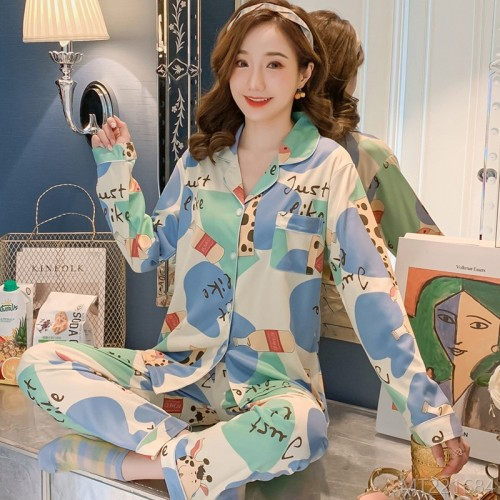 2020 new milk silk fashion clothing suit sheep