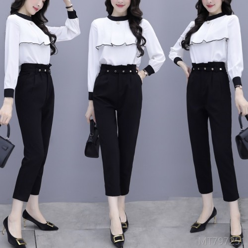 2020 new early autumn fashion goddess fashion professional temperament
