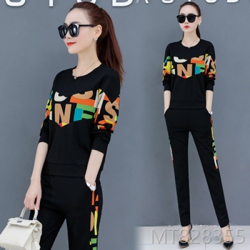 2020 new fashion fashion trendy brand casual spring and autumn Korean version loose