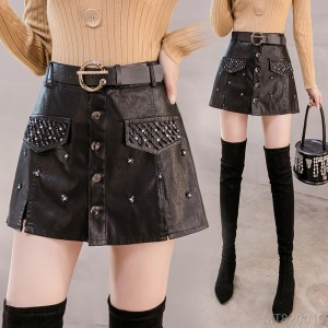 2020 new autumn and winter fashion women's shorts
