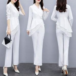 2020 new fashion Korean ladies temperament suit