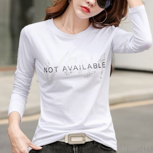 2020 new all-match autumn fashion casual bottoming shirt