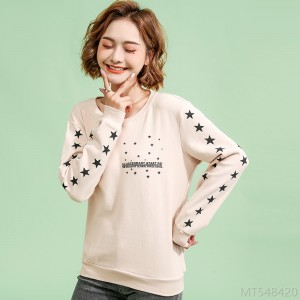 2020 new Korean style thin t-shirt tops ins live broadcast burst