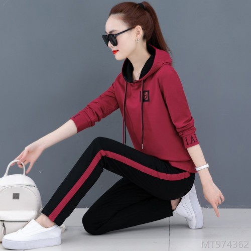 2020 new fashion western style long-sleeved sweater loose running wear casual