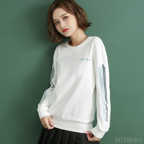 2020 new Korean style thin t-shirt top ins trend