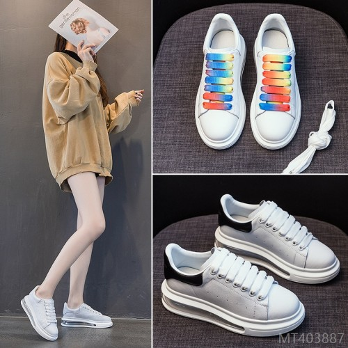 2020 new winter high temperature state fashion Korean sports and leisure women's shoes single shoes
