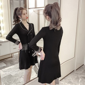 2020 new all-match suit dress fashion Korean style slim fit