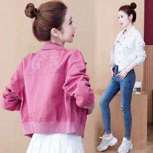 2020 new spring and autumn fashion small man with loose Korean style jacket