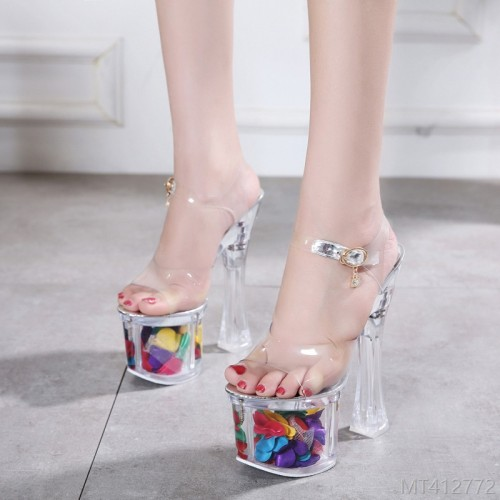 2020 new style-cm autumn style foreign trade nightclub sexy women's shoes waterproof platform