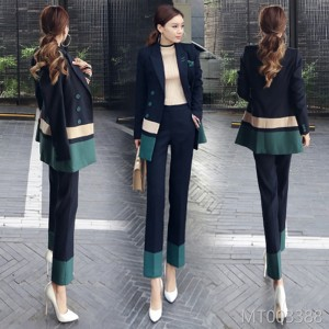 2018 a new suit for women in the autumn suit.