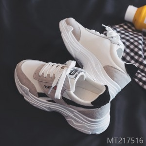 2018 new sports shoes, running shoes, Korean casual wear, Harbin
