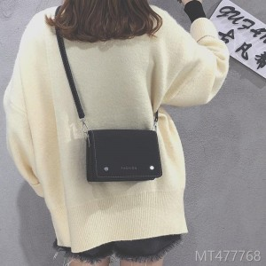 2018 the new Korean version of the Korean version of the matchless satchel Vintage ins