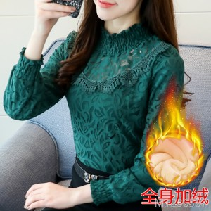 2018 new style women's bottoming shirts in autumn and winter.
