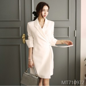 2008 Autumn Fashion New Women's Dress Korean OL Temperament Slimming Fashion Dress