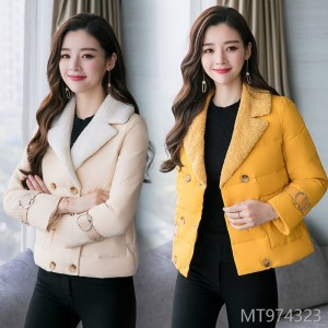 The New Winter-Korean Cotton Clothes of 2019 Small and Thicker Cotton Clothes