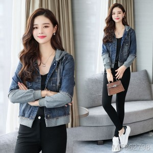 The new Korean version of the 2009 fashion dress with self-cultivation and cattle jacket