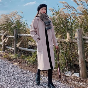 Long and Thicker Wool Suit for Women in 2019
