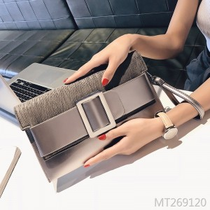 New fashionable one-shoulder oblique handbag in 2019