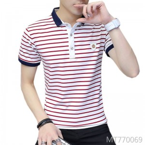 2019 new summer men's short-sleeved t-shirt