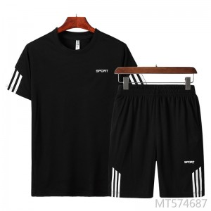 Summer breathable sports suit