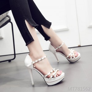 2019 summer new style with high heels