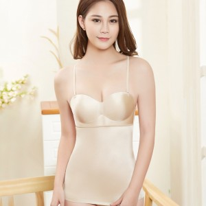 2019 new comfortable gathering body shaping underwear