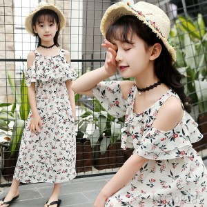 2019 new summer chiffon dress