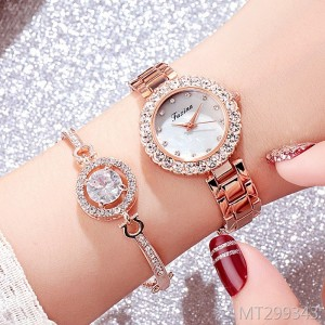 Faina new female watch bracelet watch rhinestone watch