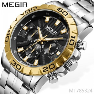 2019 new Megger megir men's watch
