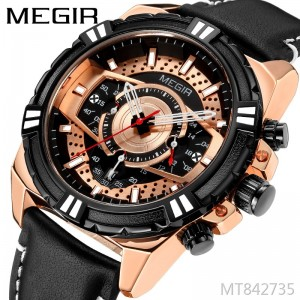 2019 new Megger megir sports watch