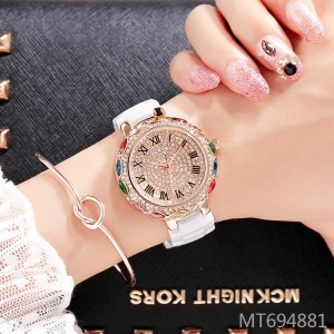 Masary new ceramic strap women's watch
