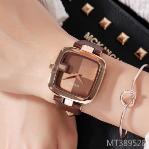 Ancient European new creative personality square watch