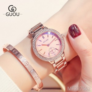 GUOU ancient European fashion ladies quartz watch