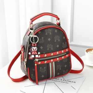 2019 new wave fashion wild small backpack